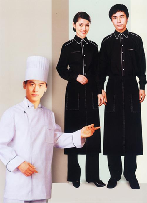 厨师服定制厂家