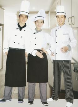 厨师服定做厂家
