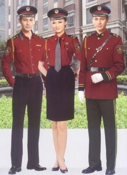 东北鞍山保安服