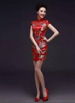东北北京旗袍定做厂家